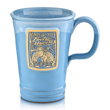 Electric Unicorn Mug - Electric Blue