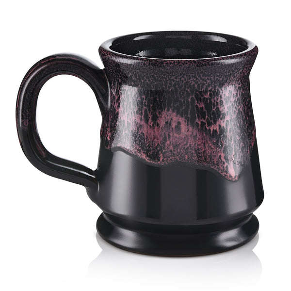 Red Velvet Handthrown Mug from Bones Coffee Company