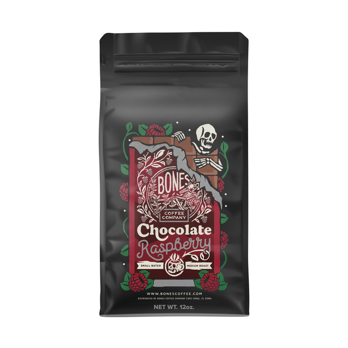 Chocolate Raspberry | 12oz