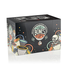 Holy Cannoli Bones Cups - 12 Count