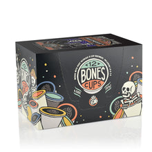 Bluesberry Bones Cups - 12 Count