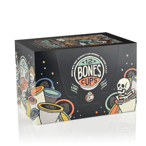 Maple Bacon Bones Cups - 12 Count