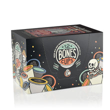 White Russian Bones Cups - 12 Count