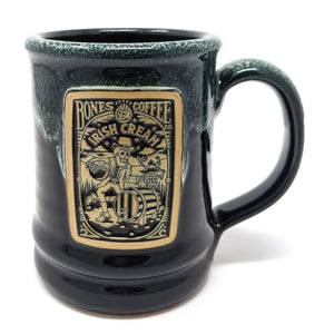 Irish Cream Handthrown Mug
