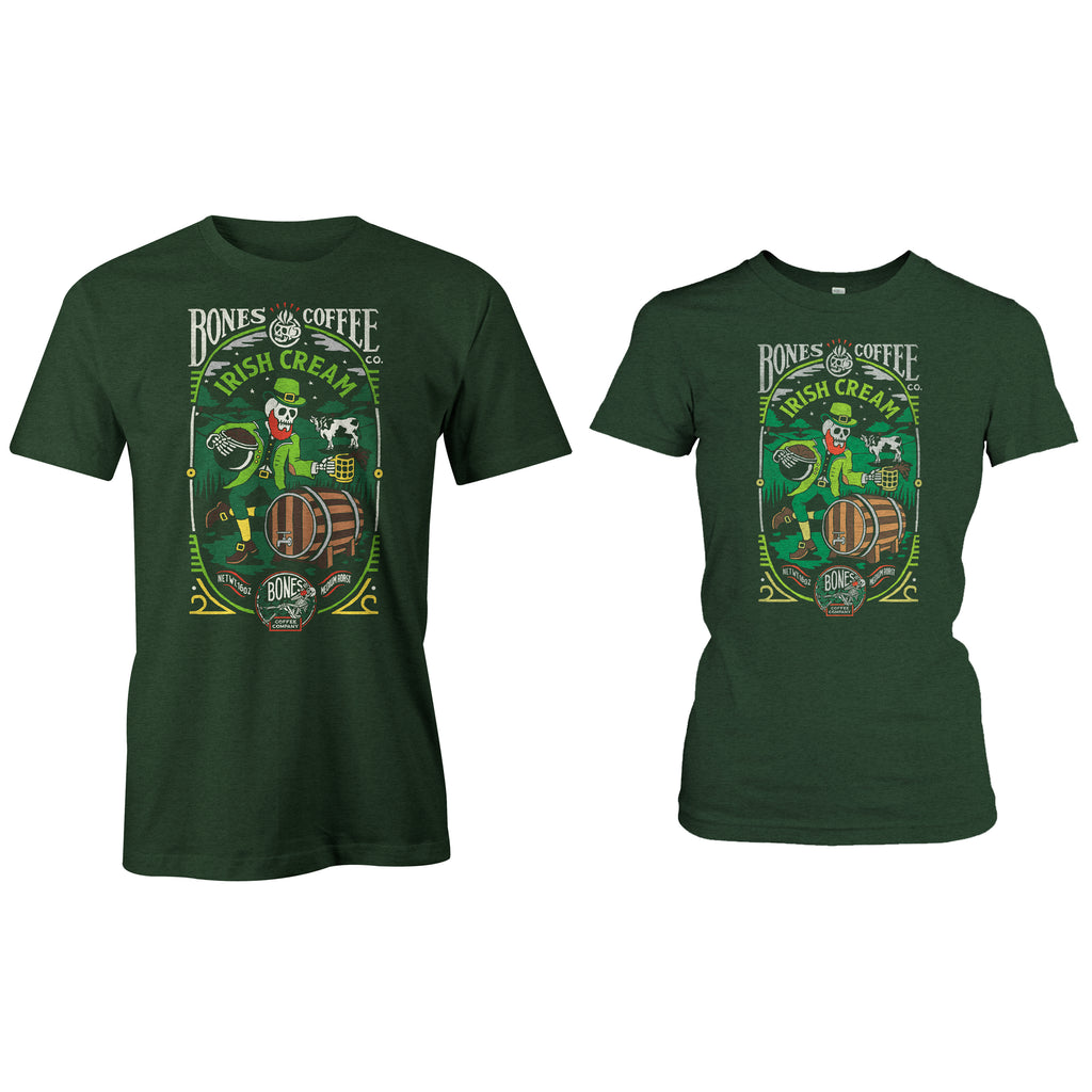 Irish Cream Tee - Limited Edition (green)