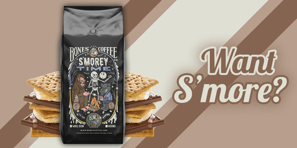 Smorey Time Coffee