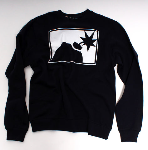 The Hundreds Half Bomb Sweater