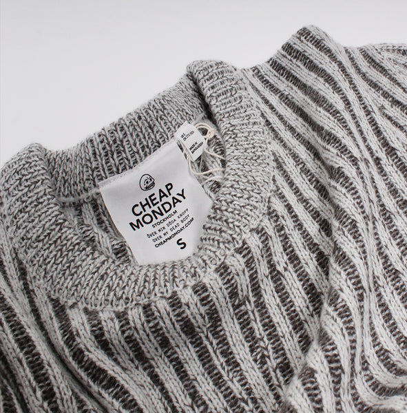 Cheap Monday - Challenge Knit Grey
