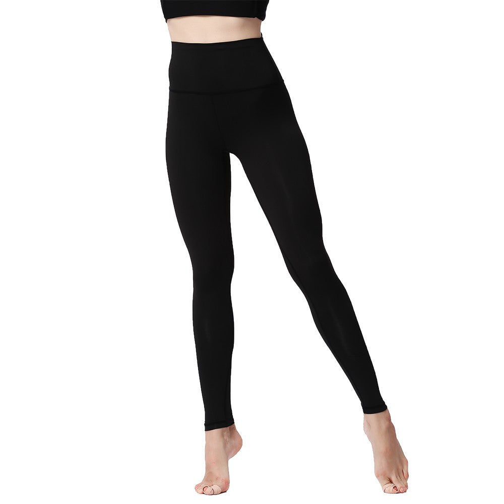 d96c88efb ... Yoga Tights Leggings Pants Push Up High Waist Fitness Solid Polyester  Stretch Running Gym Training Workout ...