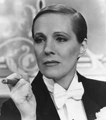 Androgynous Fashion Julie Andrews