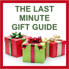 Last minute gift guide, Christmas gift guide, gifts for her, sewing patterns