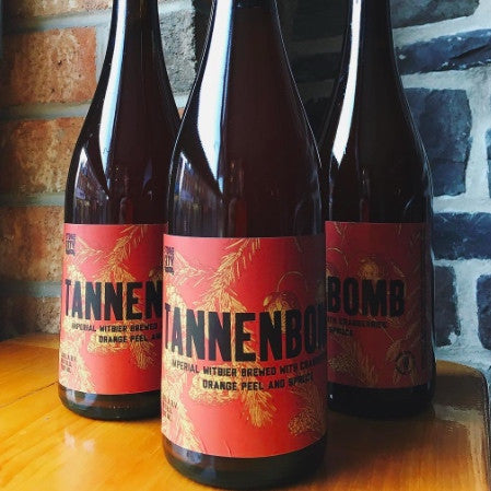 SPECIAL RELEASE | Tannenbomb Imperial Witbier