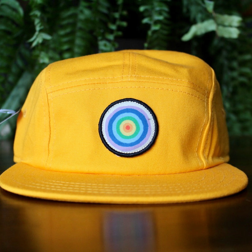 In Every Direction 5 Panel Hat with Patch