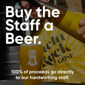 Buy the Staff a Beer! 🍻