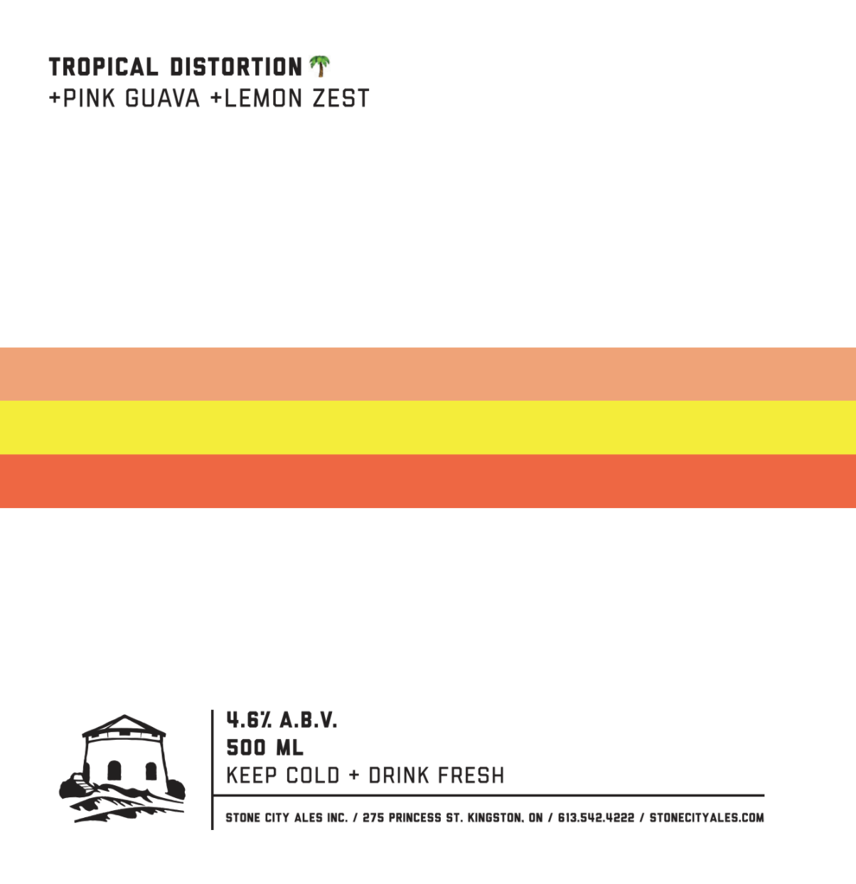 Tropical Distortion