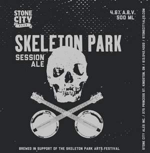 Skeleton Park Session Ale