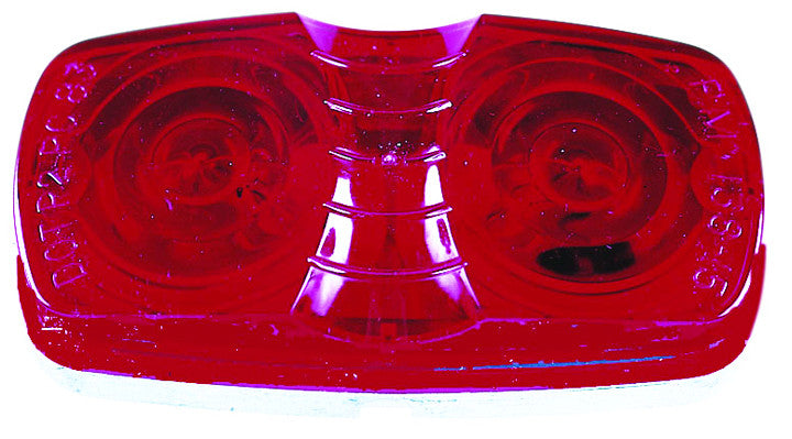 #138 Red Clearance Light