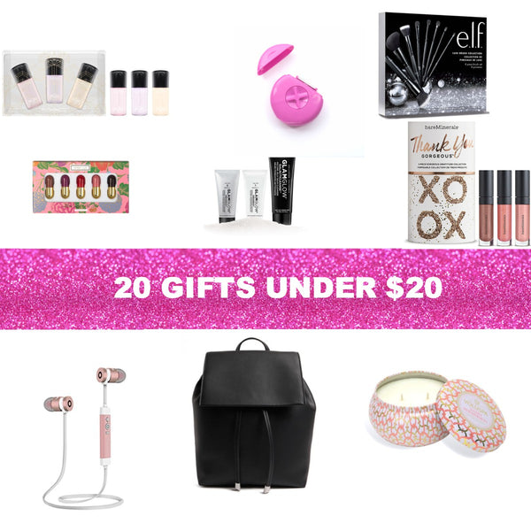 20 GIFTS UNDER $20!