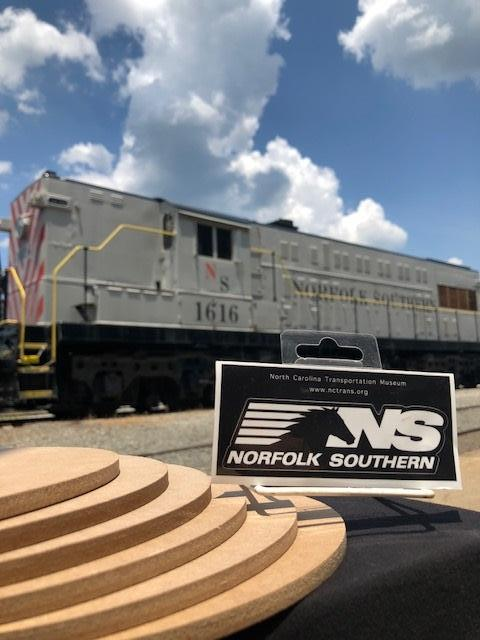 Norfolk Southern Decal