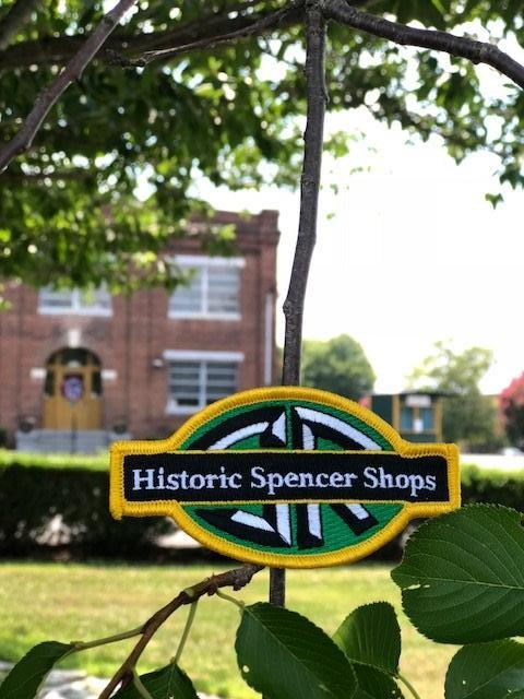 Historic Spencer Shops Patch