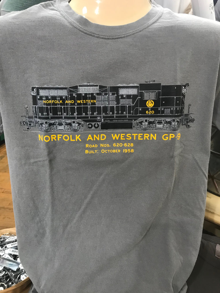 Norfolk and Western 620 GP-9 T-Shirt