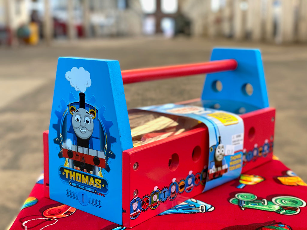 Thomas Wooden Toolbox