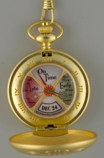 The Polar Express™ Golden Pocket Watch
