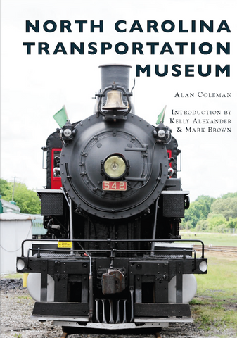 North Carolina Transportation Museum Book