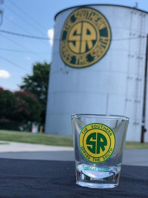 Southern Railway Shot Glass