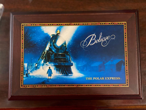 The Polar Express™ Music Box