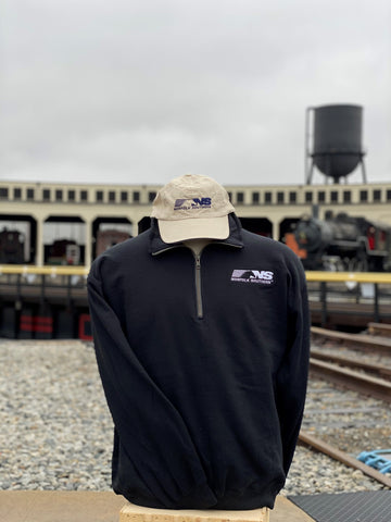 Norfolk Southern Quarter Zipper Pullover