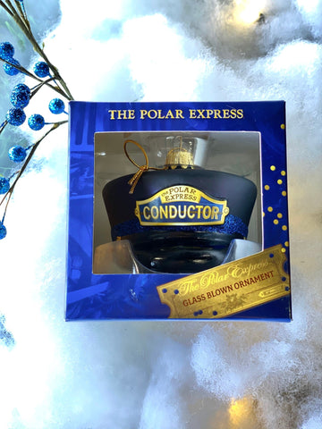 The Polar Express™ Conductor's Hat Ornament