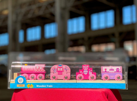 Bigjigs Rail ™ Princess Train