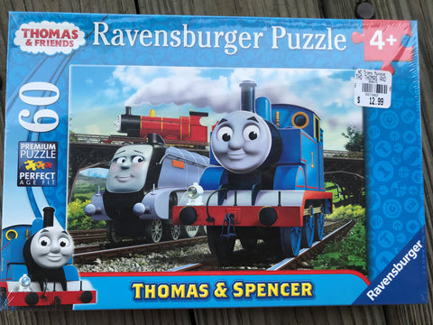 Thomas and Spencer Puzzle