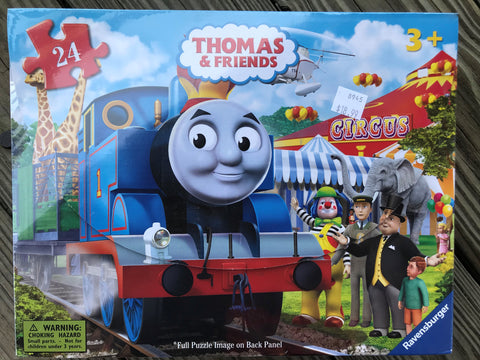 Thomas at the Circus Puzzle