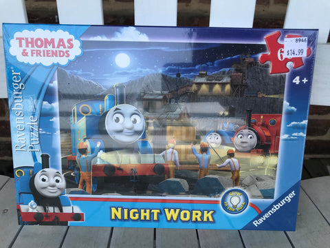 Thomas Night Work Puzzle