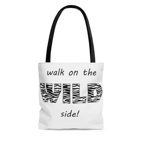Wild Side - Zebra - Tote Bag
