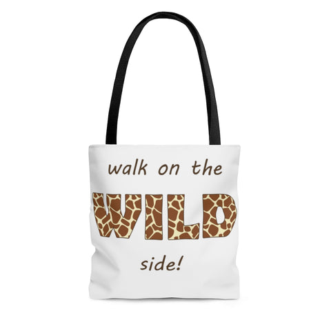 Wild Side - Giraffe - Tote Bag
