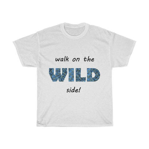 Wild Side - Fish Scales - Unisex T-shirt