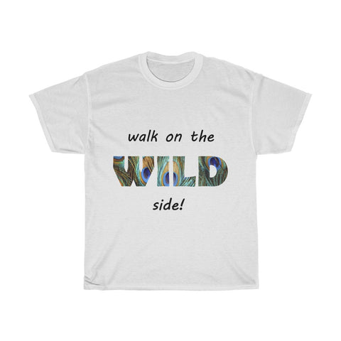 Wild Side - Peacock - Unisex T-shirt