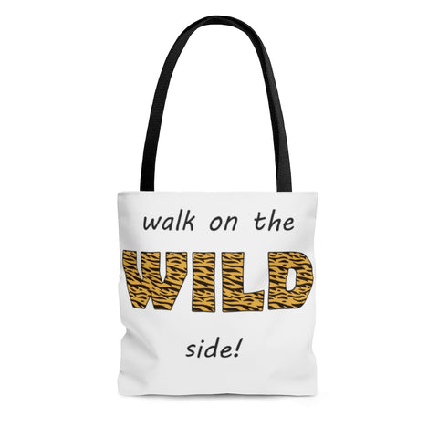 Wild Side - Tiger - Tote Bag