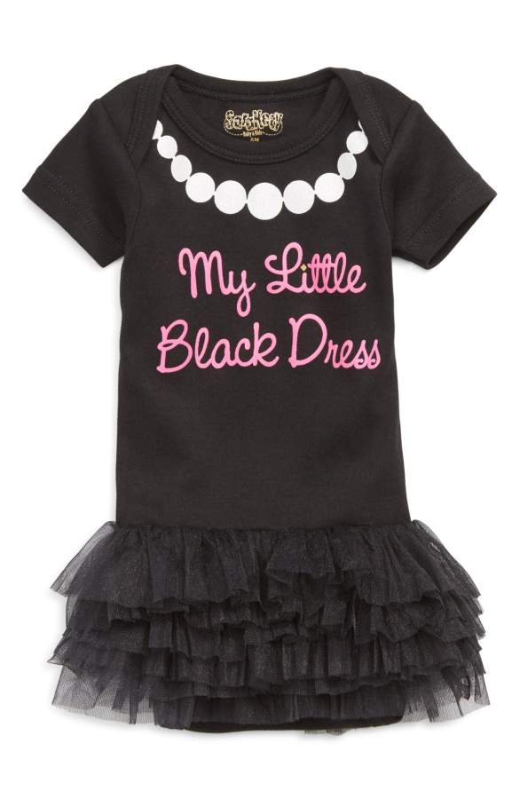 Sara Kety Black Dress Tutu Bodysuit Bellas House Tulsa