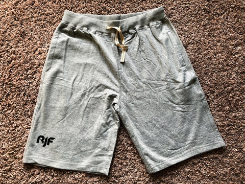 RJFit Premium Gray Sweat Shorts