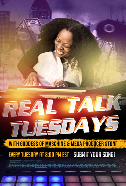 Real Talk Tuesdays - Every Tuesday at 8:00pm