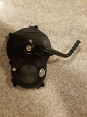 JKS MX 50 and 65 Clutch Side Cover Kick Start Assembly.