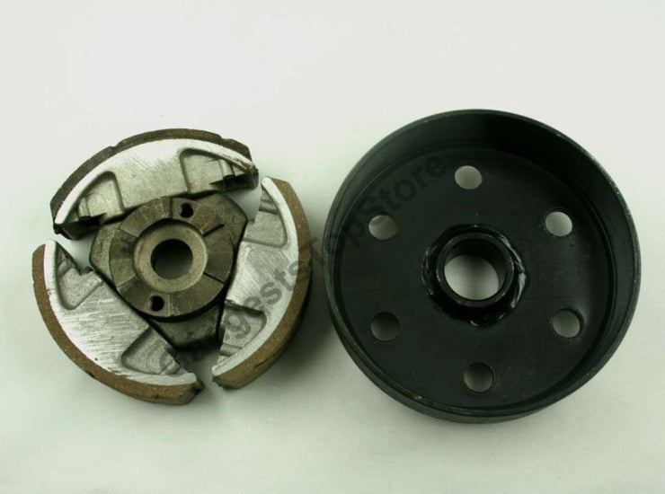 JKS MX-50 Clutch and Flywheel