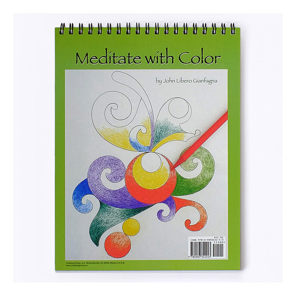 Creating Hope Meditation Coloring Book | Creating Hope