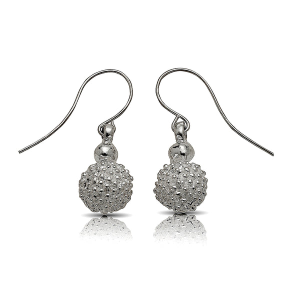 Disco ball earrings .925 Sterling Silver - Betterjewelry