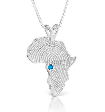 African Ancestry Gabon Heirloom Pendant - Betterjewelry
