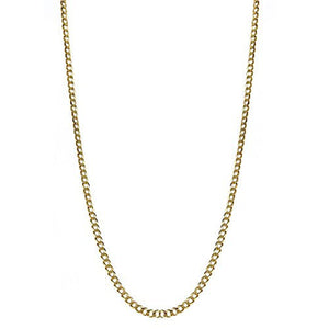 10K Yellow Gold Italian Cuban Chain (3.3 GRAMS) - Betterjewelry